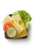 Sandwiches: Cheese Sandwich