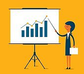 Business Presentation - Illustration