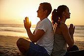 Sunset meditations...