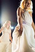 Wedding Dress Fashion Show