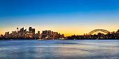 Sydney CBD Cremorne 01 panorama