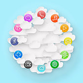 Digital Cloud with Applications