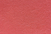 closeup red leather
