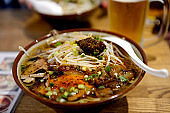 Okinawan Soba
