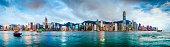 Hong Kong, China Panorama