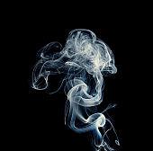 Light smoke.