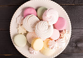 Macaroons and other sweets