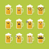 Smile Face Beer