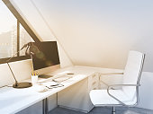 Workkplace in an ffice