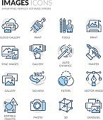 Line Images Icons