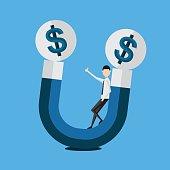 success money concept