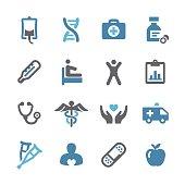 Healthcare Icons - Conc Series