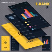 Internet Bank App For