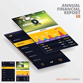 Annual Financial Report App