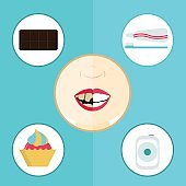 Oral health and sweets