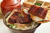 Chopped Grilled Eel Rice, Hitsumabushi
