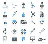 Universal Medical Icons Set