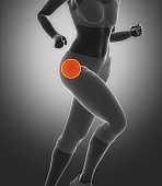 Focused on hip in sports injuries