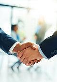 Partnerships in progress