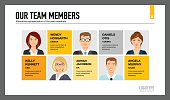 Team Members Presentation Slide 1