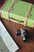luggage camera map