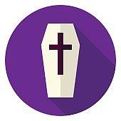 Coffin Circle Icon
