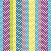 Seamless vector geometric pattern with Zig zag stripes.