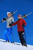 Snow Skiers