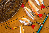 Fishing tackles and accessories