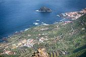 Garachico coastline