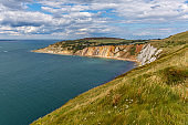 Isle of Wight in summer