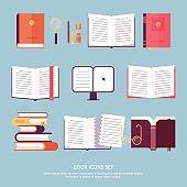 Vector book set