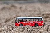 Travel bus toy