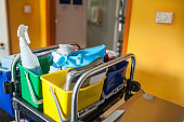 Caregiver Cleaning In The Retirement Community