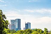 Tokyo's sky