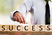 Concept For Success In Business