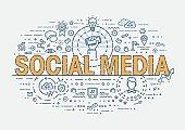 Thin Concept - Social Media