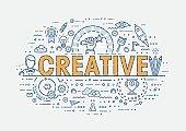 Thin Concept - Creative