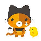 Neko Talk/cat which sheds tears