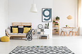 Stylish loft space