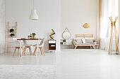 Modern stylish flat