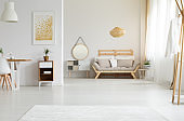 Sunlight in living room