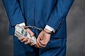 Money Cash Finance Corruption Illegal Transaction Concept