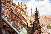 Strasbourg city in France