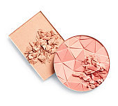 Face powder and blush
