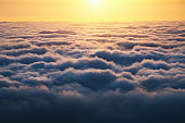Waves Of Clouds