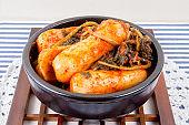 Whole Radish Kimchi - Chonggak-kimch