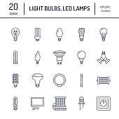 20 icons set