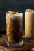 Refreshing Cold Thai Iced Coffee