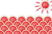 sunny grapefruit land